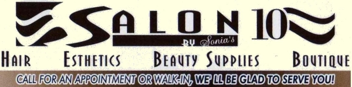 Salon 10 By Sonia